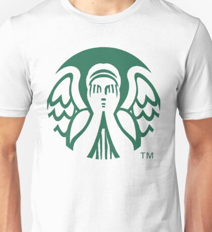 Starbucks Don't Blink Unisex T-Shirt