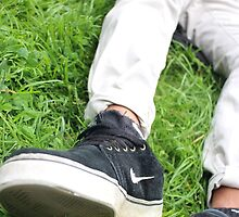 Grassy Skater by suniishines