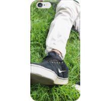 Grassy Skater iPhone Case/Skin