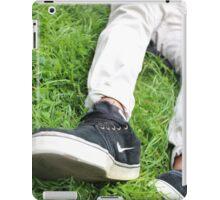 Grassy Skater iPad Case/Skin