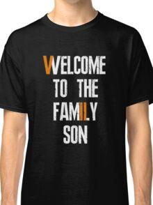 Resident Evil 7 Family (White) Classic T-Shirt