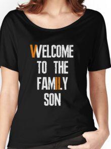 Resident Evil 7 Family (White) Women's Relaxed Fit T-Shirt