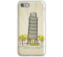 Pisa iPhone Case/Skin