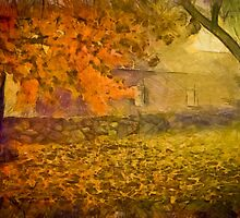 Autumn At The Farm by JHRphotoART