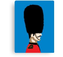 Beefeater Canvas Print