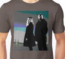 The Bridge: Saga and Martin Unisex T-Shirt