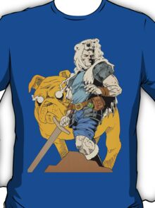 Adventurous Timing ~ Colored Heroes T-Shirt