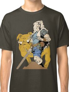 Adventurous Timing ~ Colored Heroes Classic T-Shirt
