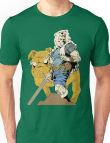 Adventurous Timing ~ Colored Heroes Unisex T-Shirt