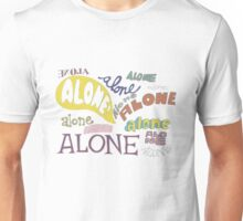 Squidward's Alone Unisex T-Shirt