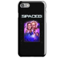 Spaced TV Show Artwork iPhone Case/Skin