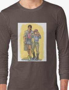 Girlfriends Long Sleeve T-Shirt