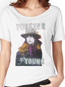 Bob Dylan Women's Relaxed Fit T-Shirt