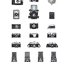 Cameras Collection by MaShusik