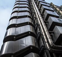 Lloyds of London: a towering presence by JohnYoung