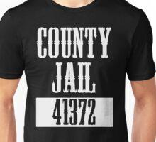County Jail Halloween Costume Unisex T-Shirt