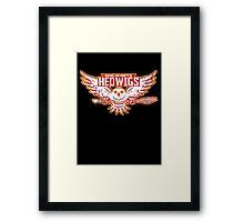 Team Hedwigs Framed Print