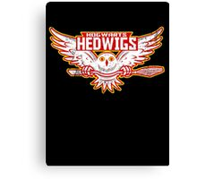 Team Hedwigs Canvas Print