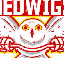Team Hedwigs Sticker