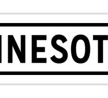 Minnesota Lite Sticker