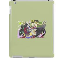 Green Zhuge Liang, Puzzle and Dragons iPad Case/Skin