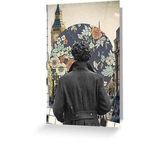 Get To Know London Greeting Card