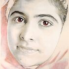 Malala by Peter Brandt