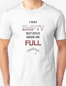 Jesus Made Me Full T-Shirt