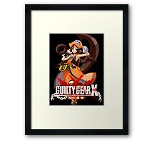 May-Xrd Framed Print
