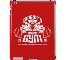 Zangief's Gym  iPad Case/Skin