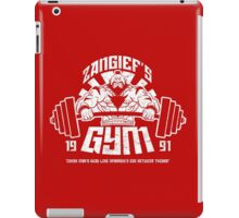 Zangief's Gym  iPad Case/Skin