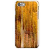 Autumn abstract iPhone Case/Skin