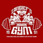 Zangief's Gym  by coinbox tees