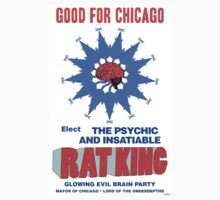 RAT KING FOR MAYOR Baby Tee