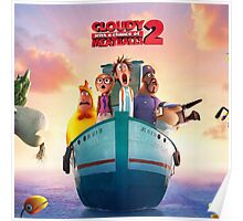 Cloudy with a chance of Meatballs 5 Poster