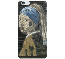 The Girl with the Pearl Earring iPhone Case/Skin