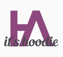 Simplistic Hoodie Allen Design 2 by WeAreHoodieMob