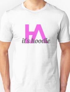 Simplistic Hoodie Allen Design 2 Unisex T-Shirt