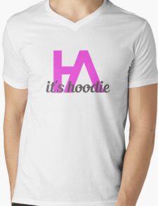 Simplistic Hoodie Allen Design 2 Mens V-Neck T-Shirt