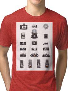 Cameras Collection Tri-blend T-Shirt