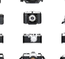 Cameras Collection Sticker
