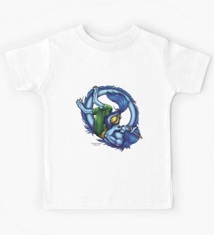 Book Dragon  Kids Tee