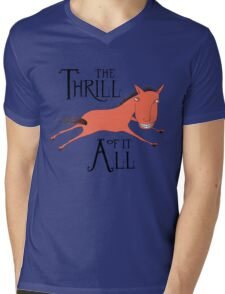 The Thrill of it All Horse T-Shirt