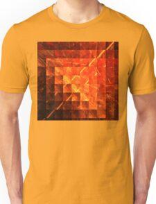 Ruby Cubes Unisex T-Shirt