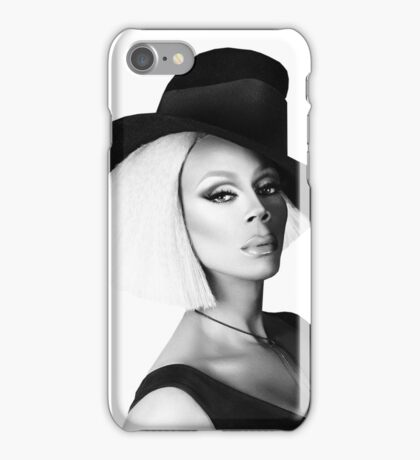 RUPAUL - BUTCH QUEEN iPhone Case/Skin