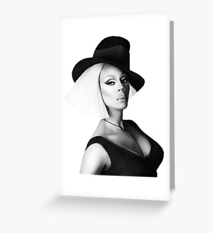 RUPAUL - BUTCH QUEEN Greeting Card