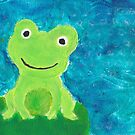 froggy by luckylittle