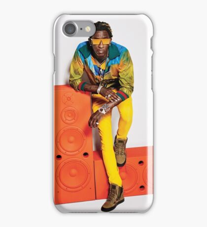 Young Thug (Jeffery) iPhone Case/Skin