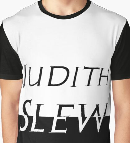 Judith Slew Holofernes Graphic T-Shirt