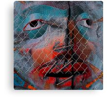 The Culture can be saved...let them speak. Canvas Print